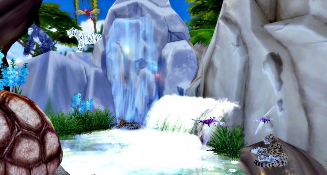 Pre Historic Natural Park at Lily Sims image 11010 670x360 Sims 4 Updates