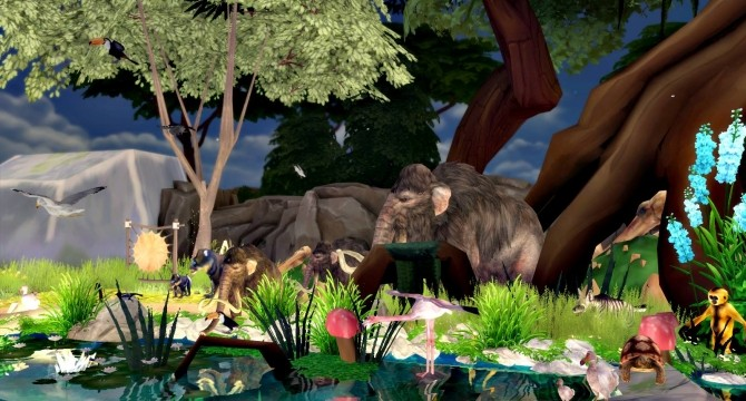 Pre Historic Natural Park at Lily Sims image 11111 670x360 Sims 4 Updates