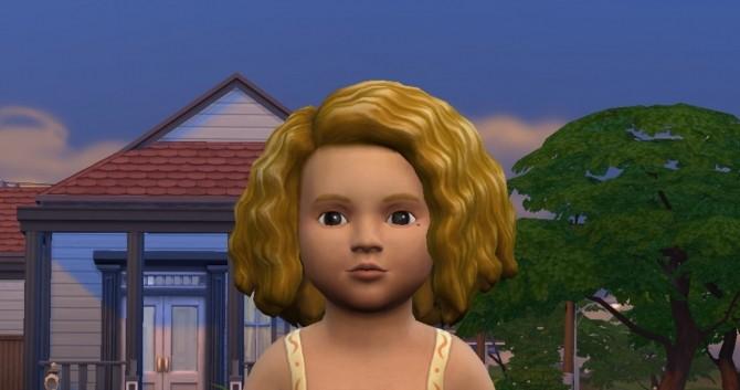 Sims 4 Left Cheek Mole by NurikoMJ at Mod The Sims