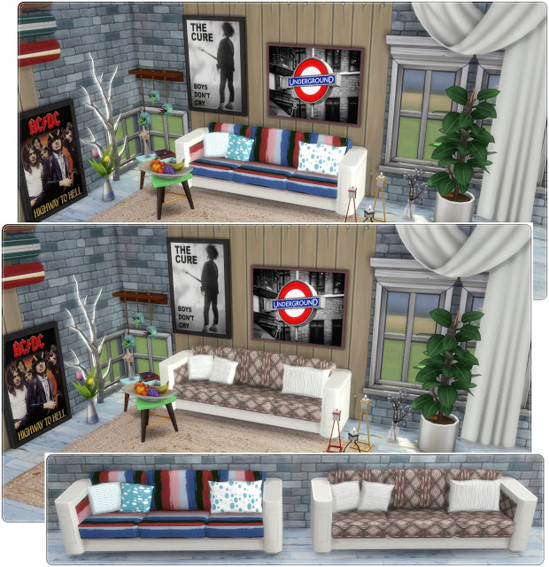 Parenthood Sofa Recolors at Annett's Sims 4 Welt image 1157 Sims 4 Updates