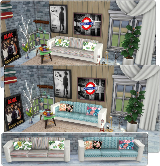 Parenthood Sofa Recolors at Annett's Sims 4 Welt image 1167 Sims 4 Updates