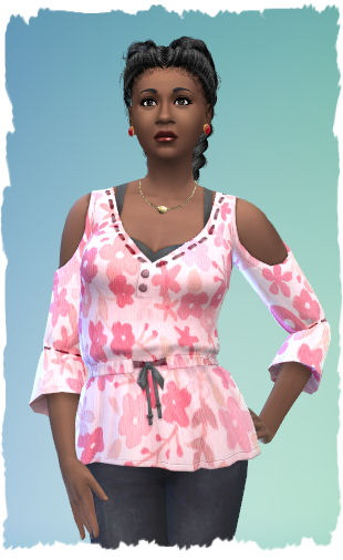 Eltern Shirt 1 4 by Chalipo at All 4 Sims image 1176 Sims 4 Updates