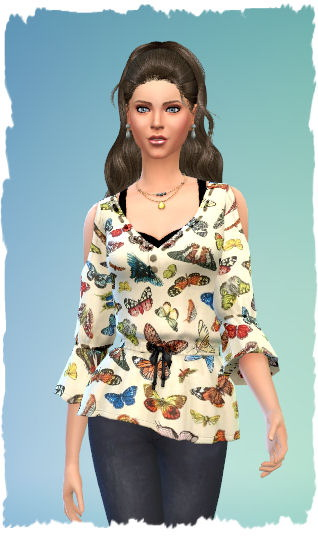 Eltern Shirt 1 4 by Chalipo at All 4 Sims image 1195 Sims 4 Updates