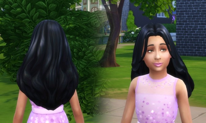 Madeline Hairstyle for Girls at My Stuff image 1206 670x400 Sims 4 Updates