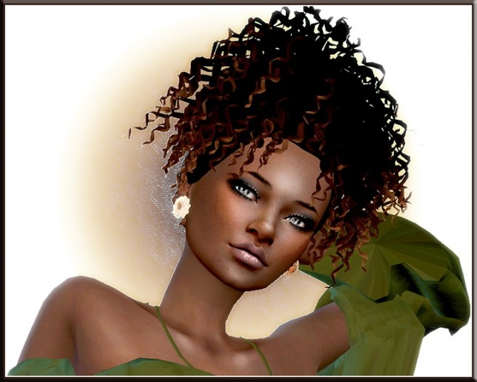 Whitney By Mich Utopia At Sims 4 Passions 187 Sims 4 Updates