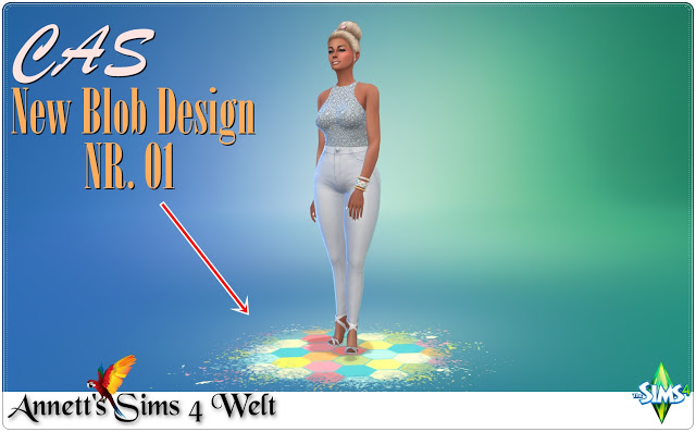 CAS New Blob Design Nr. 01 at Annett's Sims 4 Welt image 1354 Sims 4 Updates