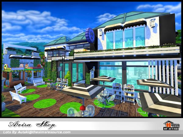 Arisa Shop by autaki at TSR image 1370 Sims 4 Updates