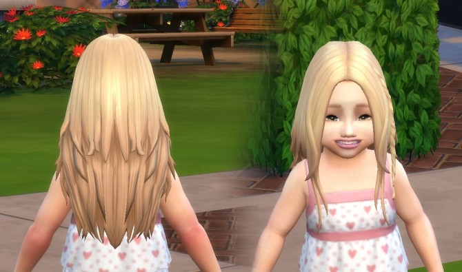 Germania Hairstyle for Toddlers at My Stuff image 1424 670x395 Sims 4 Updates