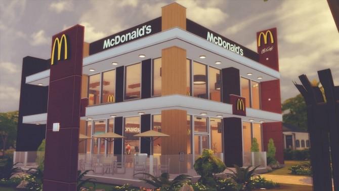 McDonald's Restaurant #3 at RomerJon17 Productions image 150 670x377 Sims 4 Updates