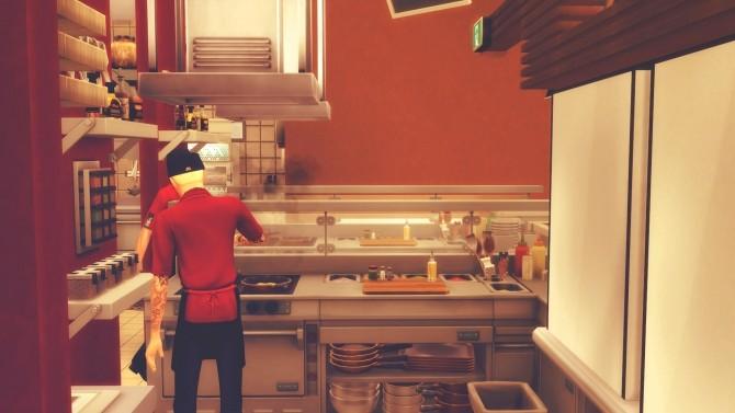 McDonald's Restaurant #3 at RomerJon17 Productions image 152 670x377 Sims 4 Updates