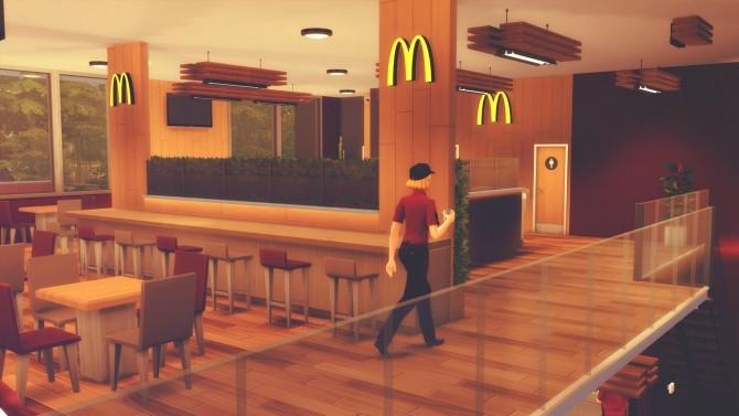 McDonald's Restaurant #3 at RomerJon17 Productions image 155 670x377 Sims 4 Updates