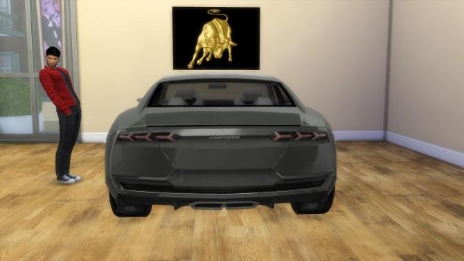 Lamborghini Estoque Concept at LorySims image 1624 670x377 Sims 4 Updates