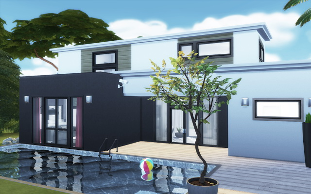 Villa Edincourt at Rabiere Immo Sims image 164 Sims 4 Updates