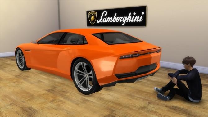 Lamborghini Estoque Concept at LorySims image 1654 670x377 Sims 4 Updates