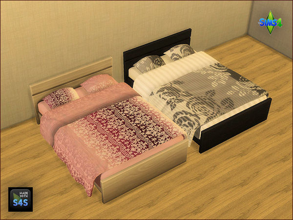 4 sets of beddings by Mabra at Arte Della Vita image 1691 Sims 4 Updates