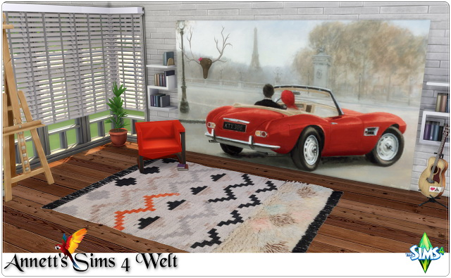 Pictures Walls at Annett's Sims 4 Welt image 17115 Sims 4 Updates