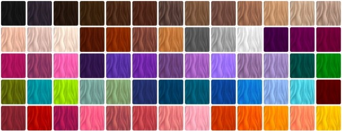Clay Hair Recolors Updated at Aveira Sims 4 image 1786 670x257 Sims 4 Updates