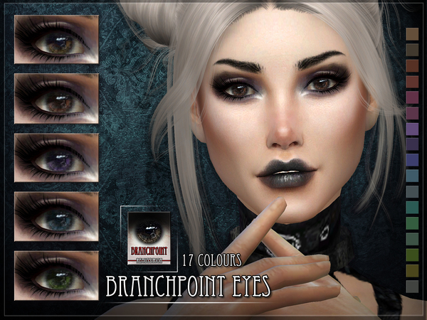 Branchpoint Eyes by RemusSirion at TSR image 1862 Sims 4 Updates
