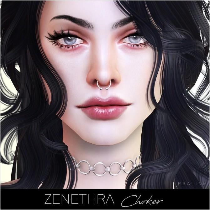 Zenethra Choker at Praline Sims image 1866 670x670 Sims 4 Updates