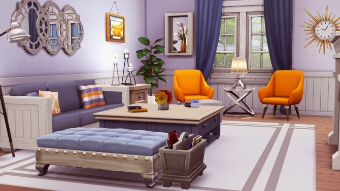 Dormer House at Jenba Sims image 1874 670x377 Sims 4 Updates
