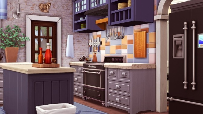 Dormer House at Jenba Sims image 1883 670x377 Sims 4 Updates