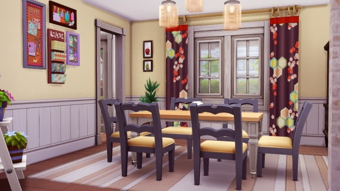 Dormer House at Jenba Sims image 1894 670x377 Sims 4 Updates