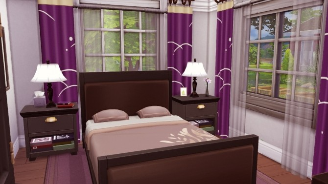 Dormer House at Jenba Sims image 1904 670x377 Sims 4 Updates