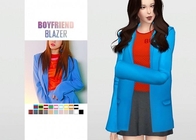 Sims 4 boyfriend jacket