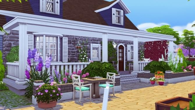 Dormer House at Jenba Sims image 1944 670x377 Sims 4 Updates
