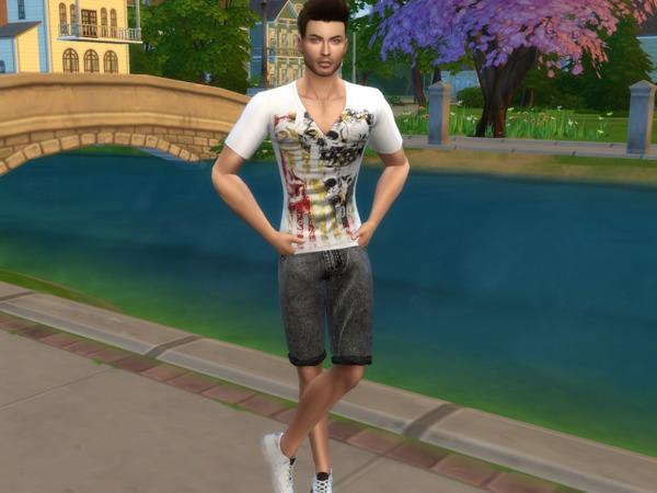 David Owen by divaka45 at TSR image 2022 Sims 4 Updates