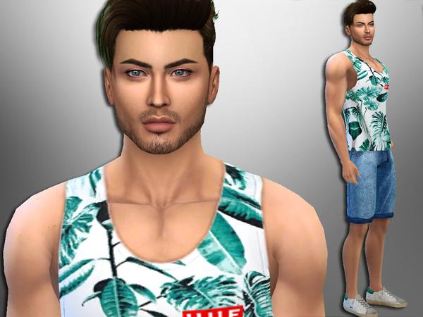 David Owen by divaka45 at TSR image 2032 Sims 4 Updates