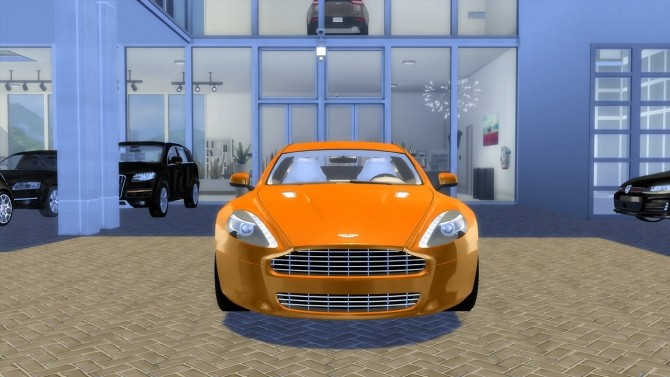 Aston Martin Rapide 2010 (UPDATE) at OceanRAZR image 2093 670x377 Sims 4 Updates