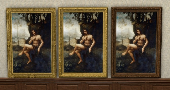 Sims 4 Bacchus by Workshop of Da Vinci by TheJim07 at Mod The Sims