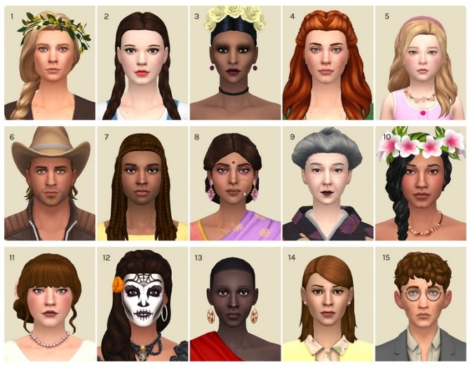April CAS Challenge Sims at Femmeonamissionsims image 2223 670x521 Sims 4 Updates