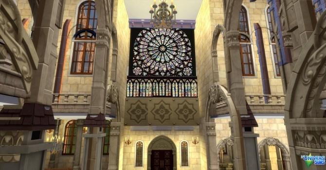 Notre Dame de Paris by audrcami at L'UniverSims image 223 670x349 Sims 4 Updates