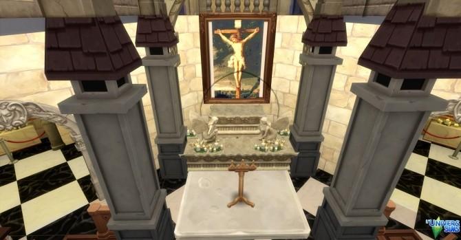 Notre Dame de Paris by audrcami at L'UniverSims image 224 670x349 Sims 4 Updates