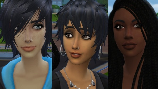 Sims 4 True Pigments Lip Colors by Kitty25939 at Mod The Sims