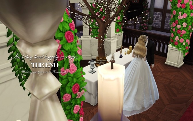 Wedding Project Re edit Poses Sets at Flower Chamber image 2241 670x419 Sims 4 Updates