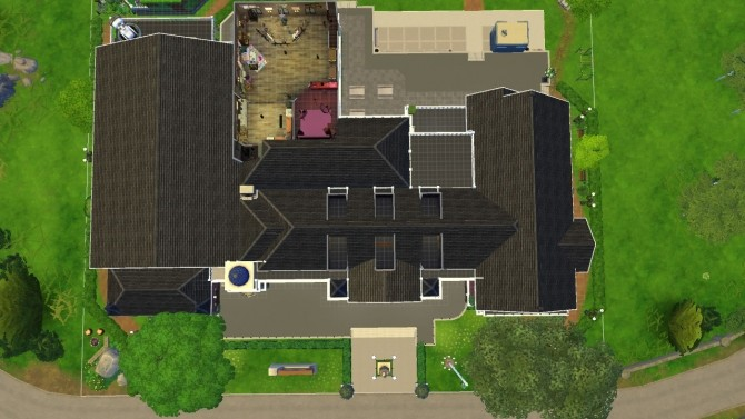 Academy du Sim Elite High School with Maze by Madam Hyjinks at Mod The Sims image 2641 670x377 Sims 4 Updates