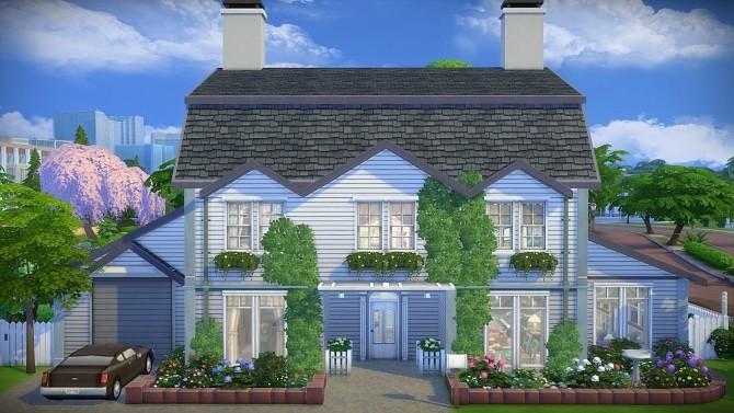 Parents House no CC at Frau Engel image 282 670x377 Sims 4 Updates
