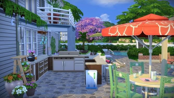 Parents House no CC at Frau Engel image 283 670x377 Sims 4 Updates