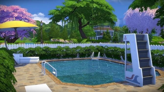 Parents House no CC at Frau Engel image 286 670x377 Sims 4 Updates