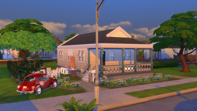 Fixer Upper Daisy Hovel House at Dinha Gamer image 3351 Sims 4 Updates