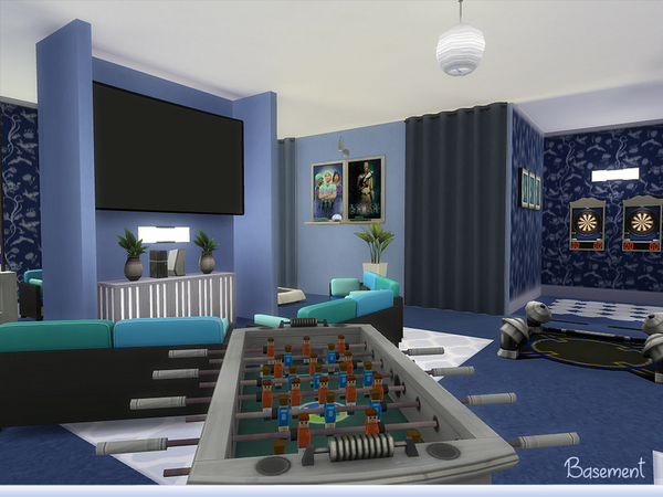 Bluebird house by lenabubbles82 at TSR image 3412 Sims 4 Updates