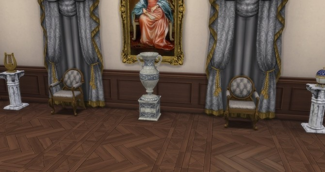 Sims 4 Ancient Transport Urn Sculpture from TS2 by TheJim07 at Mod The Sims