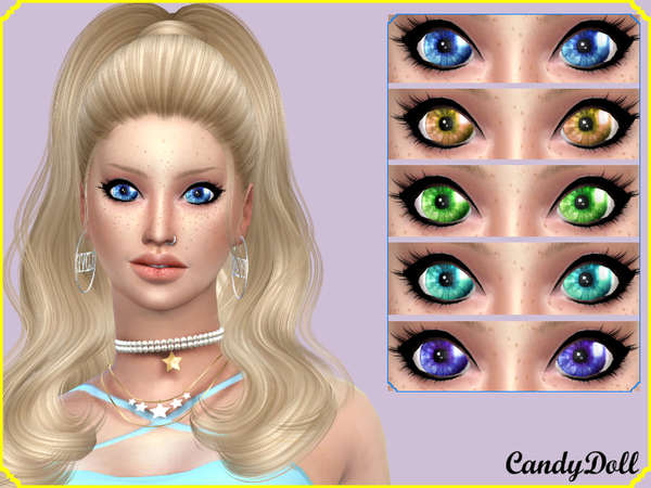 MoonBright Eyes by CandyDolluk at TSR image 3510 Sims 4 Updates