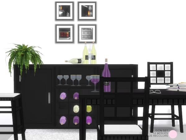 Fushion Set by DOT at TSR image 38 Sims 4 Updates