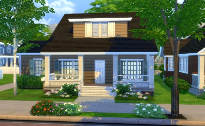 Corinth starter no cc by farfalle at Mod The Sims image 4110 670x413 Sims 4 Updates