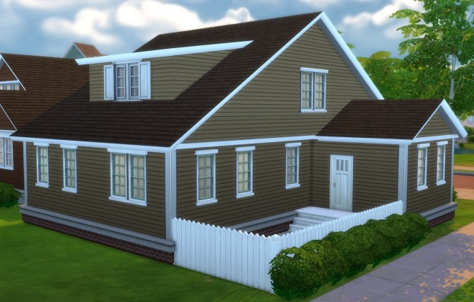 Sims 4 Corinth starter no cc by farfalle at Mod The Sims