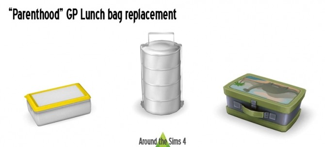 Parenthood Lunch bag Replacement at Around the Sims 4 image 427 670x304 Sims 4 Updates